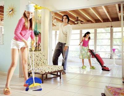 Dịch vụ vệ sinh nhà cửa đón tết đảm bảo nhất