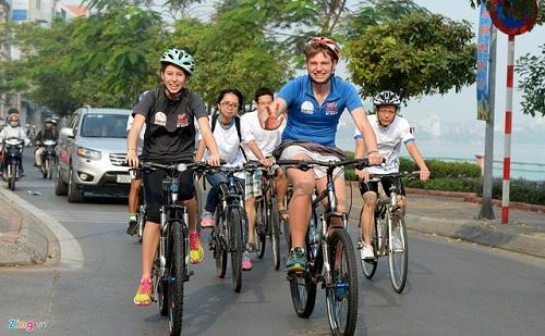 15 lợi ích lớn của việc đi xe đạp mỗi ngày mang lại