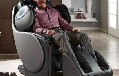 Ghế massage – một sản phẩm không thể thiếu trong đời sống hiện nay