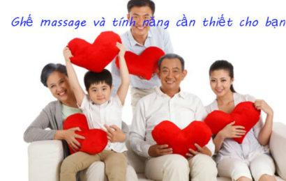 Mẹo vặt : Bí quyết làm sạch ghế massage nhanh nhất!