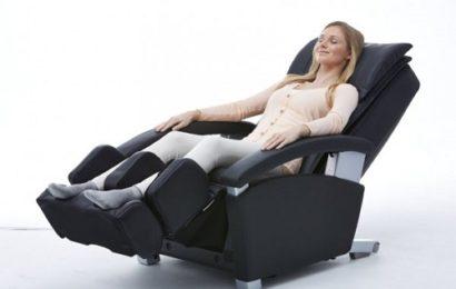 Coi chừng là thảm họa nếu không biết sử dụng ghế massage đúng cách?