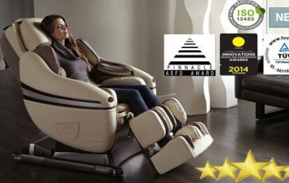 Lựa chọn ghế massage thông minh