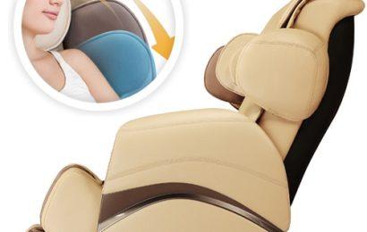 Dùng ghế massage tại nơi làm việc và những lợi ích của nó