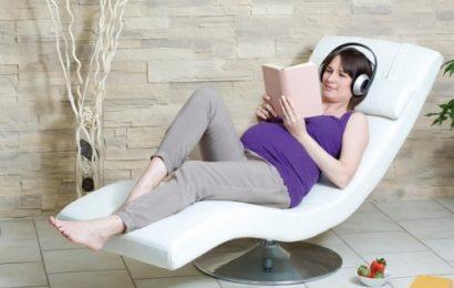 Bí mật đằng sau ghế massage tốt cho mẹ bầu