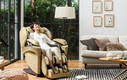 Cẩm nang toàn tập về cách dùng ghế massage