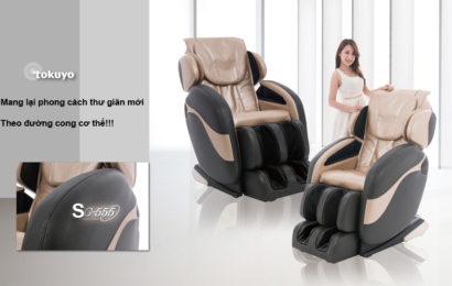 3 Mẫu ghế massage đáng mua nhất ngày nay