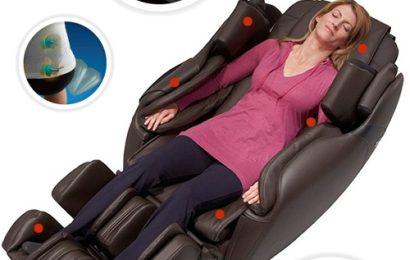 Các điều cần biết về ghế massage dành cho người tai biến