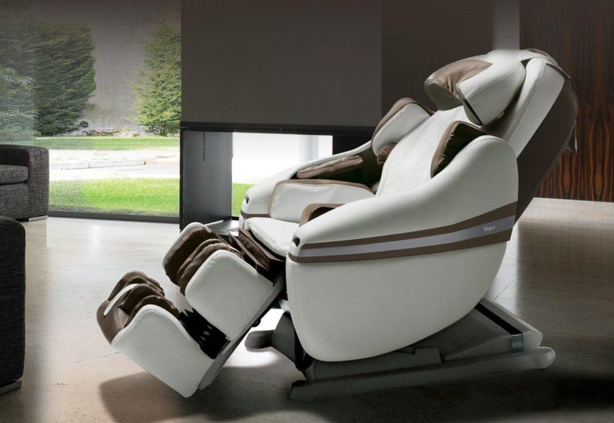 Lợi ích của ghế massage với bệnh đau mãn tính